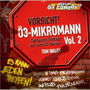 WALEK, THOMAS Ö3 Mikromann Vol.2*- CD
