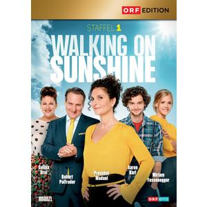 ORF EDITION Walking on Sunshine: Staffel 1- DVD