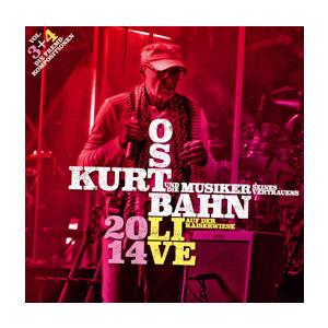 OSTBAHN, KURT 2014 Live auf der Kaiserwiese. Vol. 3+4 - Die Fremdkompositionen- DCD