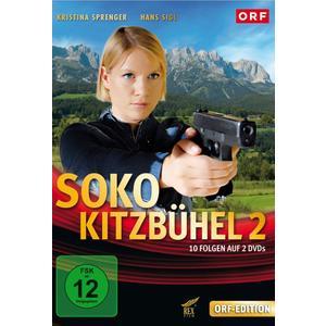 ORF EDITION SOKO Kitzbühel 02- DVD