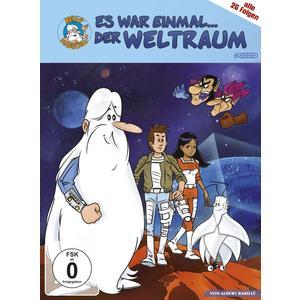 Es war einmal... der Weltraum#- DVD
