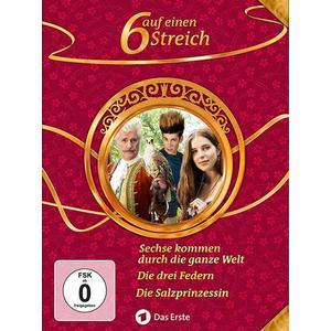 Sechs auf einen Streich: Märchenbox Vol. 12- DVD