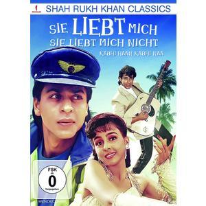 Sie liebt mich, sie liebt mich nicht (Shah Rukh Khan Classics)- DVD