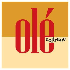 COLTRANE, JOHN Ole Coltrane- MLP/LP
