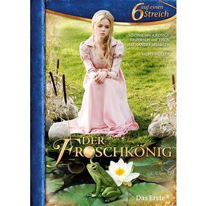 Sechs auf einen Streich: Der Froschkönig- DVD