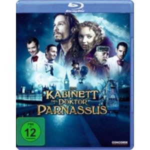 Das Kabinett des Doktor Parnassus#- Blu-Ray