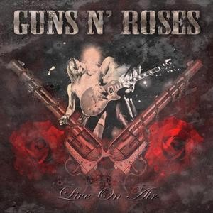 GUNS'N'ROSES Live on Air- DCD