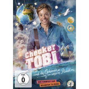Checker Tobi und das Geheimnis unseres Planeten- DVD