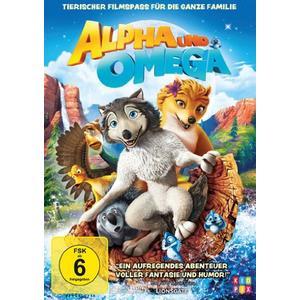Alpha & Omega- DVD