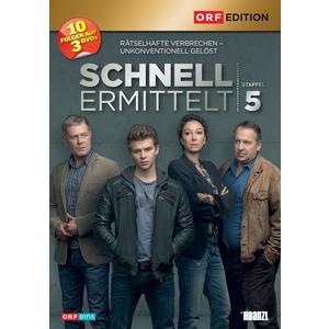 ORF EDITION Schnell ermittelt: Staffel 5- DVD