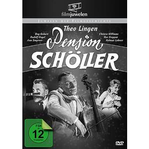 Pension Schöller #- DVD
