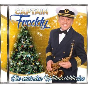 CAPTAIN FREDDY Die schönsten Weihnachtslieder- CD