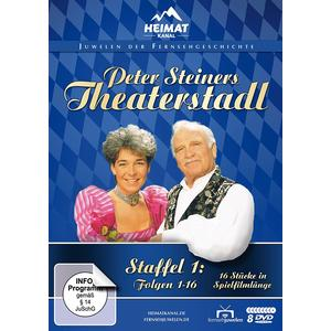 Peter Steiners Theaterstadl: Staffel 1- DVD