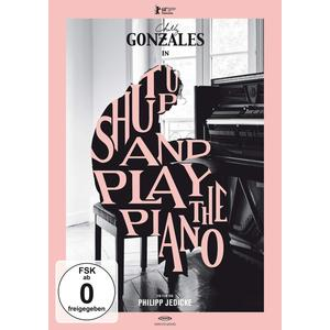 Shut Up And Play The Piano- DVD