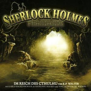 SHERLOCK HOLMES PHANTASTIK Im Reich des C'thulhu - Folge 3- DCD