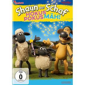 SHAUN DAS SCHAF Hokus Pokus Mäh!#- DVD
