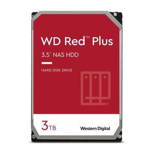 Western Digital WD Red Plus 3TB, WD30EFRX, SATA 6Gb/s