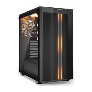 be quiet! Pure Base 500DX schwarz, Glasfenster, schallgedämmt, ohne Netzteil