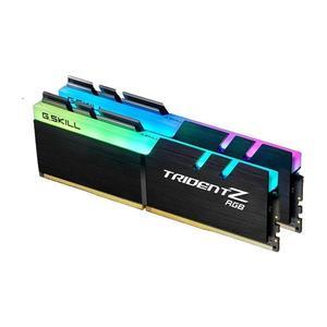 G.Skill Trident Z RGB DIMM Kit 16GB (2x 8GB), DDR4-3200, CL16-18-18-38