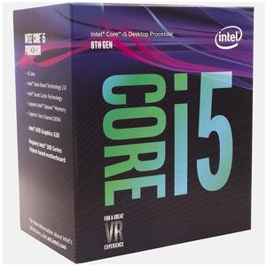 Intel Coffee Lake-S Core i5-8400, 6x 2.80GHz, boxed