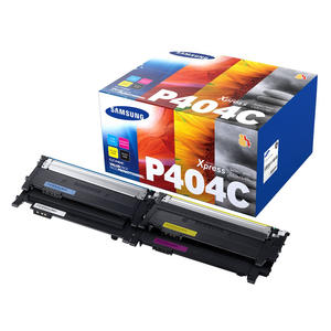 Samsung CLT-P404C Toner Rainbow Kit