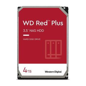 Western Digital WD Red Plus 4TB, WD40EFRX, SATA 6Gb/s