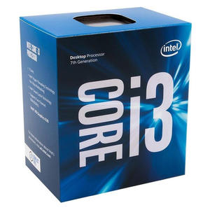 Intel Kaby Lake-S Core i3-7100, 2x 3.90GHz, boxed
