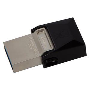 Kingston DataTraveler microDuo 64GB, USB 3.0