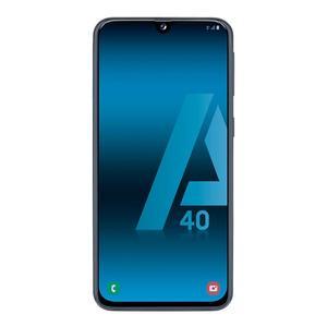 Samsung Galaxy A40 Duos A405FN/DS schwarz