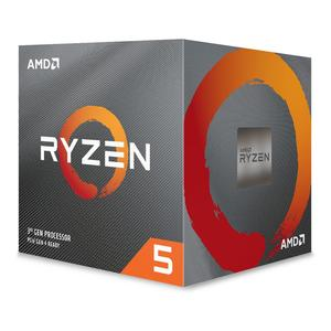 AMD AM4 Ryzen 5 3600X, 6x 3.80GHz, boxed