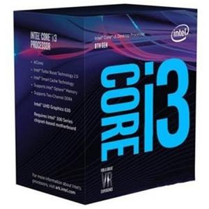 Intel Coffee Lake Core i3-8350K, 4x 4.00GHz, boxed ohne Kühler