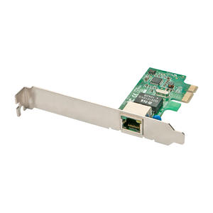Lindy Gigabit Ethernet Karte 10/100/1000Base-T, PCIe