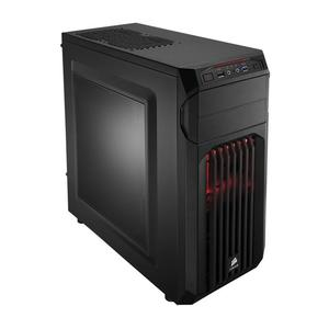 Corsair Carbide Series SPEC-01 Red LED, Acrylfenster, ohne Netzteil