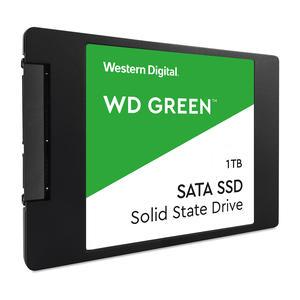 """Western Digital WD Green SATA SSD 1TB, SATA 6Gb/s, R/W 545MB/s, 2.5"""""""