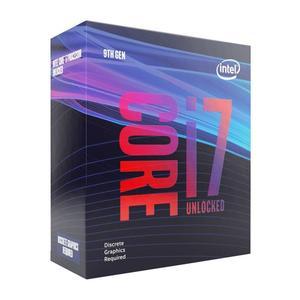 Intel Coffee Lake-R Core i7-9700KF, 8x 3.60GHz, boxed ohne Kühler