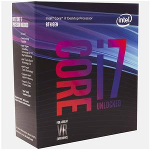 Intel Coffee Lake Core i7-8700K, 6x 3.70GHz, boxed ohne Kühler
