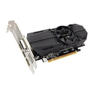 Gigabyte GeForce GTX 1050 Ti OC LP 4G | 4GB GDDR5, 128bit | DVI, 2x HDMI, DisplayPort | PCIe 3.0