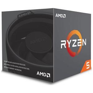 AMD AM4 Ryzen 5 2600X, 6x 3.60GHz, boxed