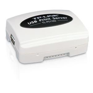 TP-Link TL-PS110U, Printserver, 1x LAN (10/100), 1x USB 2.0
