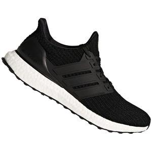 adidas Laufschuh UltraBOOST schwarz/weiß