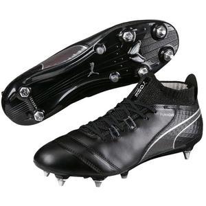 Puma Fußballschuh One 17.1 Mx SG schwarz/silber