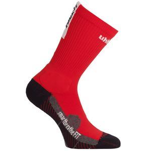 Uhlsport Socken Tube It rot/schwarz