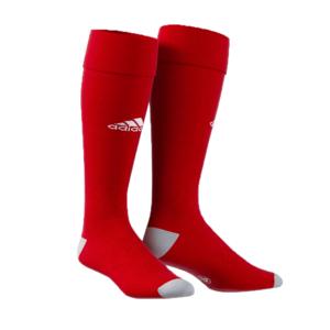 adidas Stutzen Milano 16 Sock rot/weiß