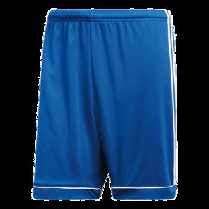 adidas Short Squadra 17 blau/weiß