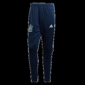 adidas Spanien Trainingshose dunkelblau/weiß