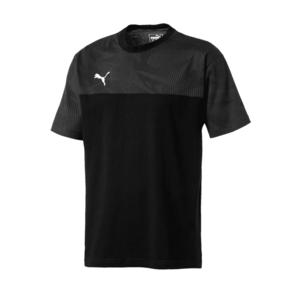 Puma Shirt Cup Casuals Tee schwarz/weiß