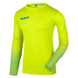Reusch Langarm Torwartshirt Pro Longsleeve Padded gelb fluo/grün