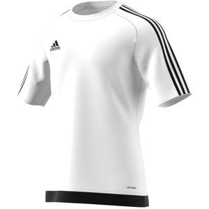 adidas Shirt Estro 15 Training Jersey weiß/schwarz