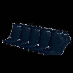 Head Socken Sneaker 5er Pack dunkelblau