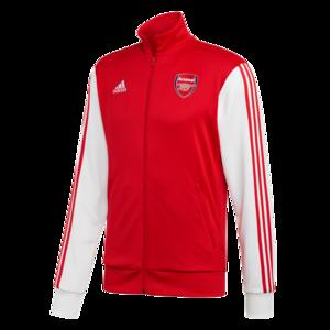 adidas Arsenal London Trainingsjacke Track Top 3S Jacket rot/weiß